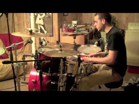 Dance Gavin Dance - Doom & Gloom Drum Cover