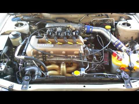 Repeat Infiniti P11 SR20VET GTX2867R turbo with five-o