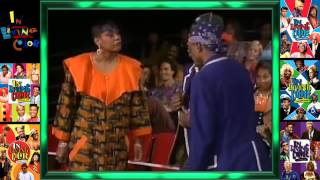 "In Living Color (♥‿♥) Ace And Main Man Meet ""Marsha Warfield"""