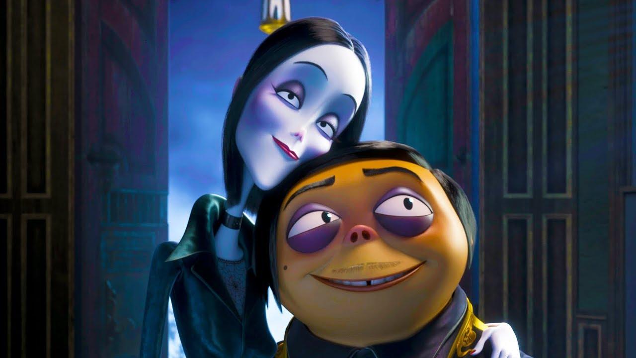 Addams Family Trailer