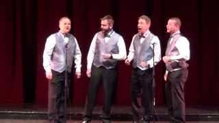Yes Sir, That's My Baby-Barbershop Quartet
