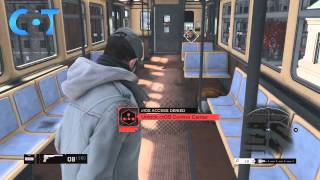 Watch Dogs - How To Steal Trains