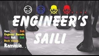 Saili   Engineer Ko Saili (Parody)   Comedy   Engineer Version   Flop Club