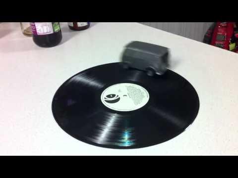 My sound wagon record player