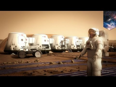 Mars colony: SpaceX rival wants to build permanent colonies on the red planet - TomoNews