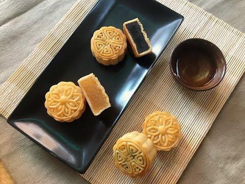 [中秋節] 廣式月餅(鳳梨/棗泥) Cantonese style mooncake (pineapple/jujube bean paste)