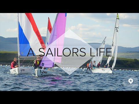 A Day Sailing w/ Bantry Bay Sailing Club