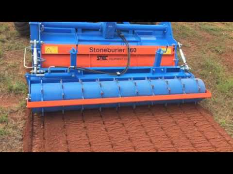 GKB Stoneburier available at STEC Equipment