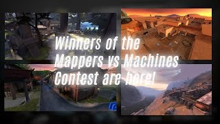 TF2 - MvM: All 4 Mappers vs Machines Contest WINNERS!