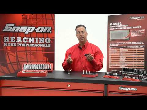 Aviation AS954 Tools Snap-on Industrial Product Demo