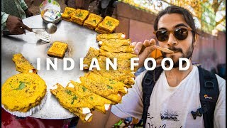 I had the best INDIAN STREET FOOD in New Delhi