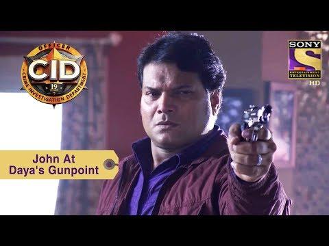 Your Favorite Character | John Abraham At Daya's Gunpoint | CID thumbnail