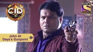 Your Favorite Character | John Abraham At Daya's Gunpoint | CID