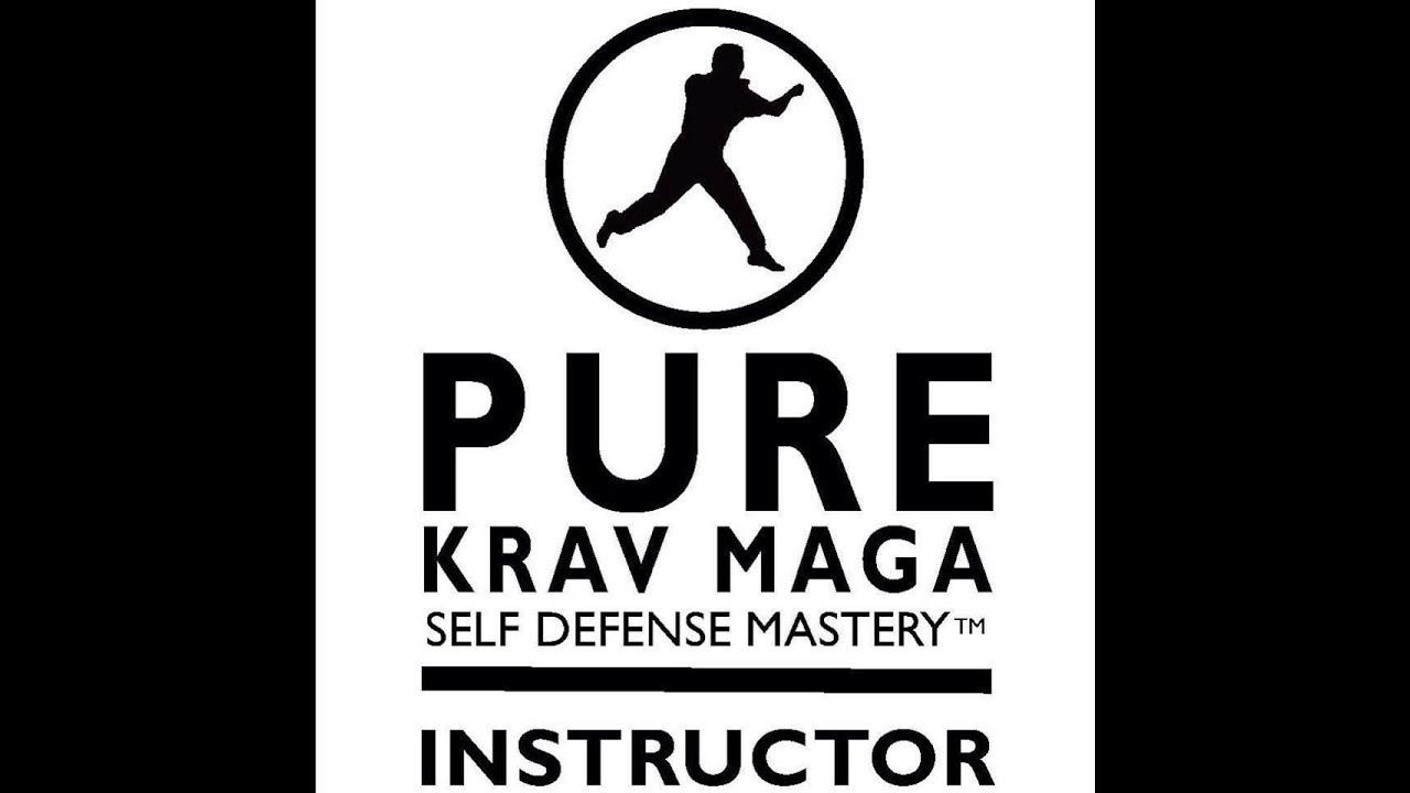 PURE KRAV MAGA CURRICULUM SESSION 1