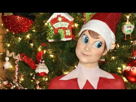 Elf on the Shelf Makeup Tutorial..? from YouTube · Duration:  2 minutes 35 seconds