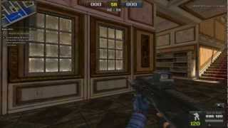 gameplay da aug a3 black pointblank brasil hd