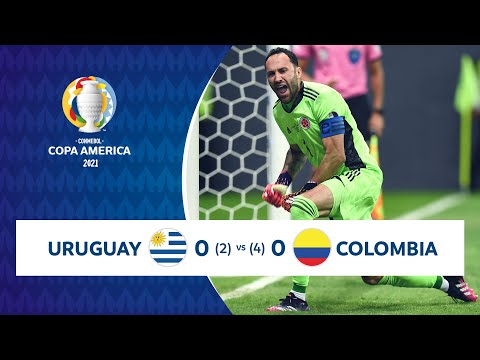 Uruguay Colombia Goals And Highlights
