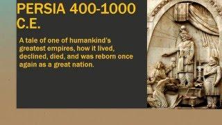 PERSIA 400 1000 CE