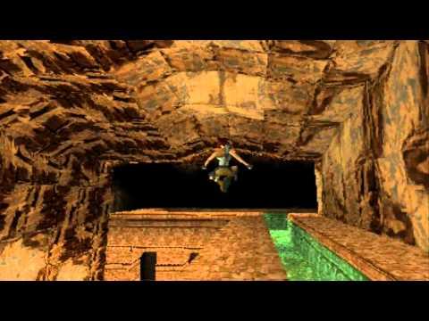Tomb Raider 1 niveau 7 Le Palais de Midas