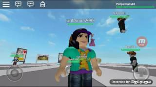 Roblox in First person