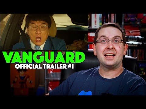 REACTION! Vanguard Trailer #1 – Jackie Chan Movie 2020