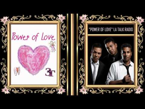 "3T ""POWER OF LOVE"" ༺❤༻ LA TALK RADIO * September 2016"