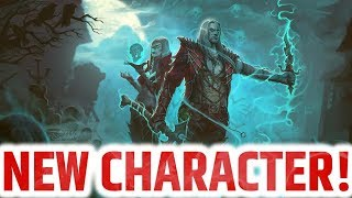 DIABLO 3 NECROMANCER GAMEPLAY - STARTING FRESH & DEAD