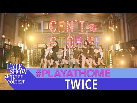 TWICE I CANT STOP ME