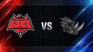 Hellraisers vs Nashorn - day 1 week 1 Season I Gold Series WGL RU 2016/17