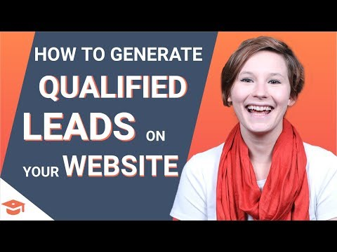 Website Traffic: Generating Qualified Leads and Tracking Performance