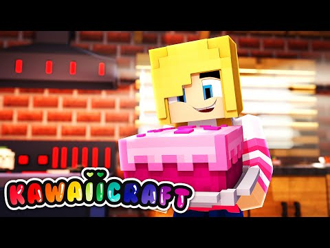 COOKIN UP SOMETHING SWEET!!! | Kawaiicraft 2.0 Ep 3