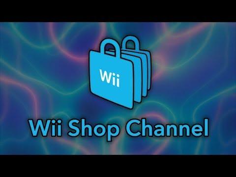 Hidden Wii Shop Channel Theme