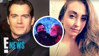 Henry Cavill's GF Natalie Viscuso Shares A Special Birthday Message!   E! News