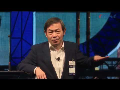 II Congreso de Innovación ExpoEdifica - Zhang Yue