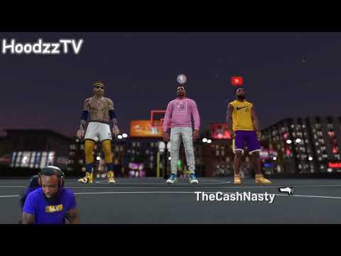 CashNasty Gets SOLD by Thabo Sefolosha on NBA 2K19 MyPark After Streaking