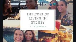 Sydney Travel Vlog - Cost of living in Sydney Australia #Part 2 - Meetup with my FRIEND from PERU
