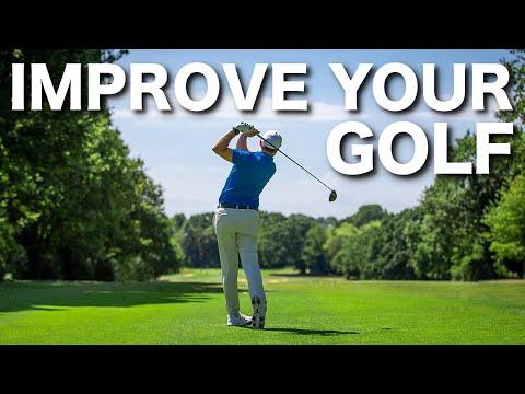 HOW TO PRACTICE GOLF & IMPROVE