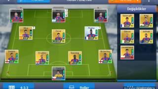 Dream League FC BARCELONA Kadrosu ⚽🎮🏆