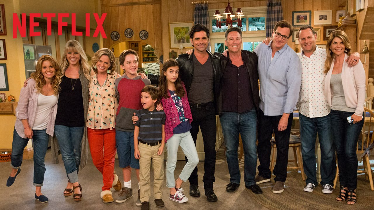 Fuller House Featurette Netflix Hd Youtube
