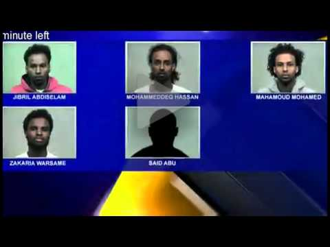 5 Muslim Foreign Nationals Arrested On Ohio Turnpike