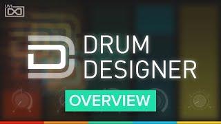 UVI Drum Designer   Overview
