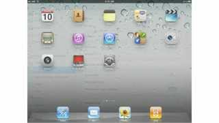 Instellen e-mail op je iPad