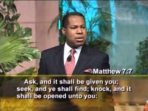 Responsibility of Prayer by Pastor Chris