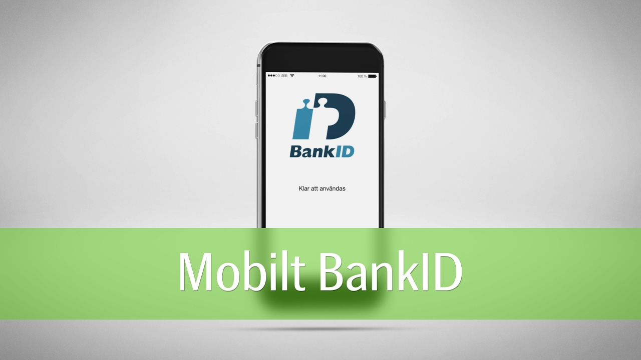 ansök om mobilt bankid