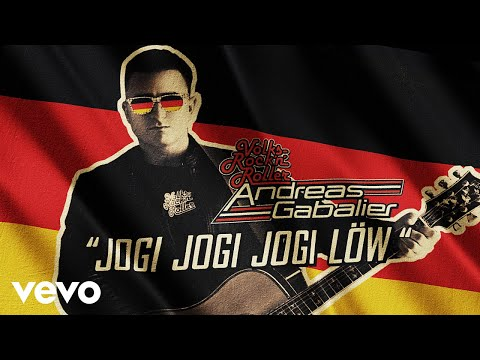 Andreas Gabalier - Jogi Jogi Jogi Löw (Harris & Ford Remix) [Lyric Video]
