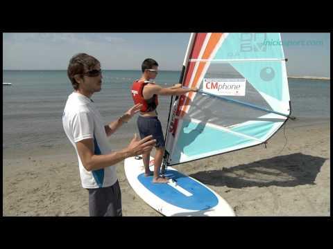 WINDSURF 6. Cómo navegar con la tabla de windsurf