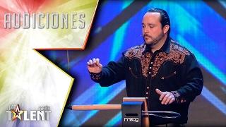 Baixar ¡Jairo compone música con ondas! | Audiciones 5 | Got Talent España 2017