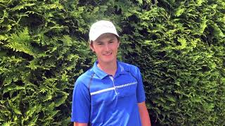 All-Region Boys Golfer of the Year: Mountain View's Graham Moody