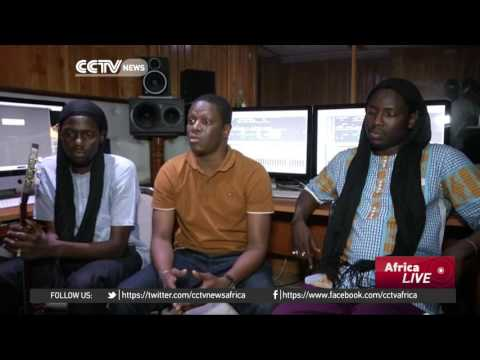 Senegal rap group uses music to raise awareness about statelessness