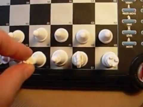 EXCALIBUR IGOR ELECTRONIC TALKING CHESS Board Game.